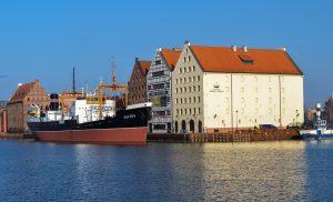 Port w Gdansku