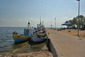 Port w Kuznicy