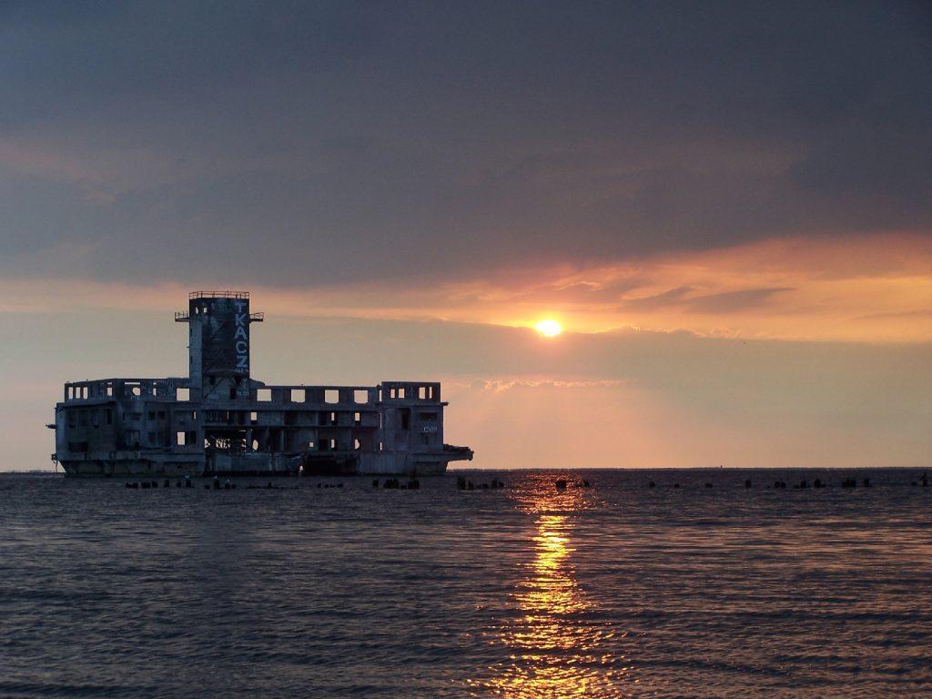 Torpedownia na Babich Dolach w Gdyni